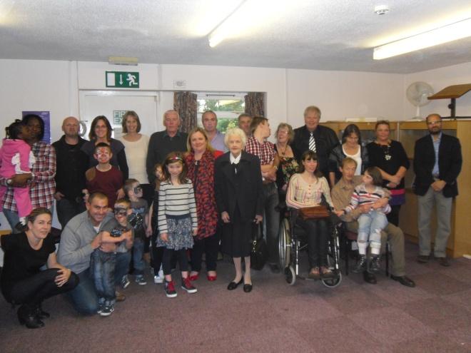 2012 Familiy Meeting